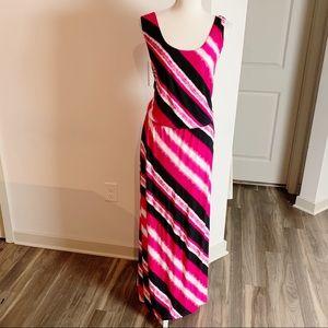 INC Blowout Tie Dye Maxi Dress Size XXL